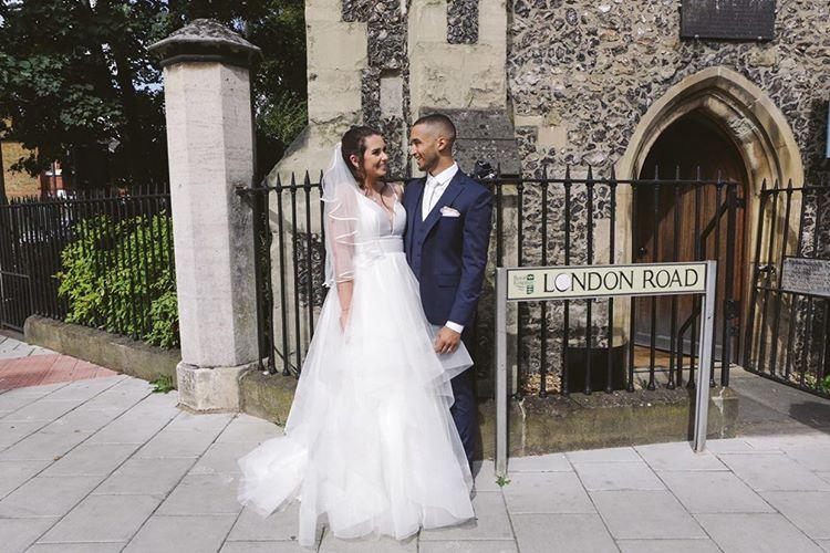 LUF real bride